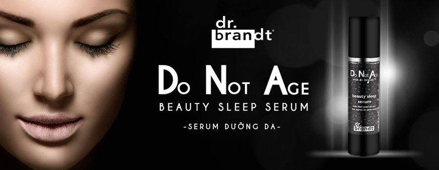 Serum dưỡng da Dr.Brandt Beauty Sleep