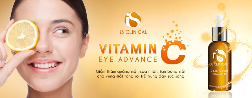 Serum iS Clinical Vitamin C Eye