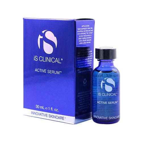 Serum giảm mụn đầu đen, mụn cám IS Clinical Active