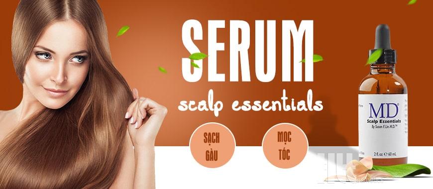 Serum làm sạch gàu, nấm da đầu MD Scalp Essentials