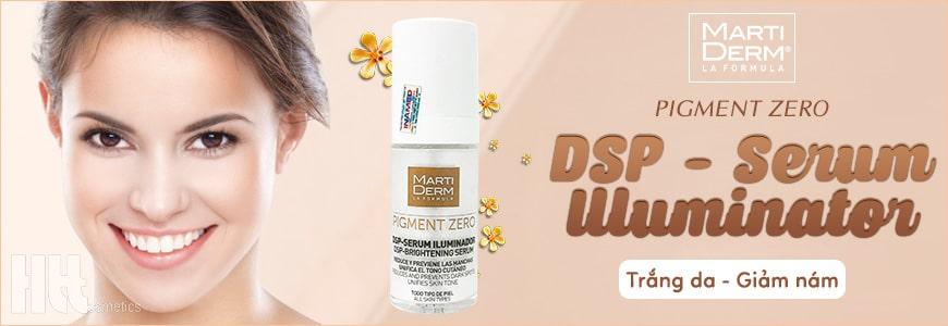 Serum làm trắng da trị nám MartiDerm DSP-Serum Illuminator