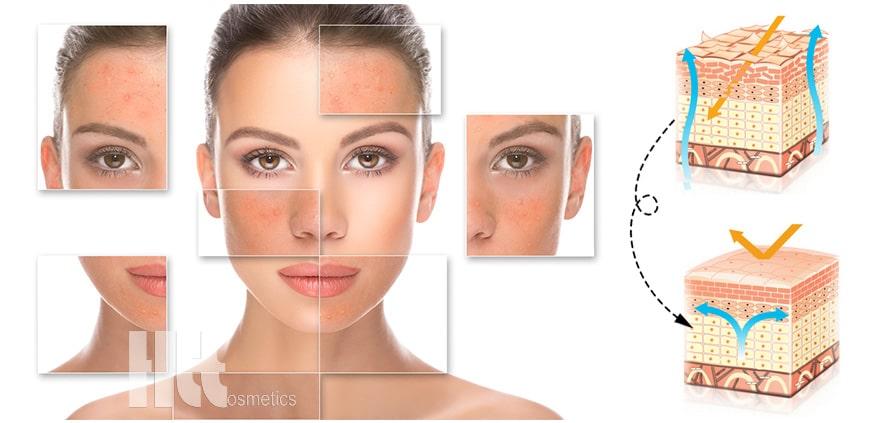 Serum tái tạo da mặt là gì?