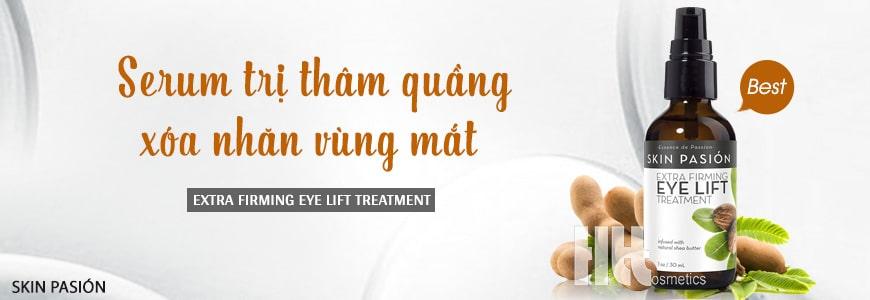 Serum trị thâm quầng xóa nhăn vùng mắt Skin Pasion