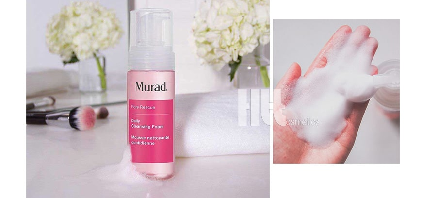 Sữa rửa mặt dạng bọt Muard Daily Cleansing Foam