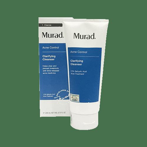 Sữa rửa mặt dành cho da mụn Murad Clarifying Cleanser