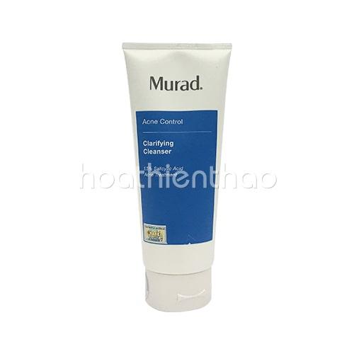 Sữa rửa mặt Murad Clarifying Cleanser