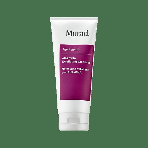 Sữa rửa mặt tẩy tế bào chết Murad AHA/BHA Exfoliating Cleanser
