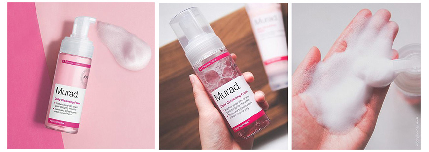 Muard Daily Cleansing Foam