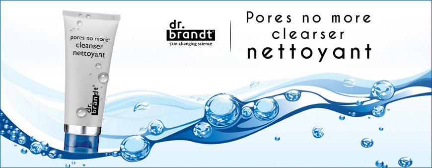 Dr. Brandt Pores No More