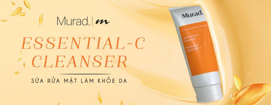 Sữa rửa mặt làm khỏe da Murad Essential-C Cleanser 1