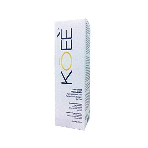Sữa rửa mặt trắng da Koee Lightening Facial Wash