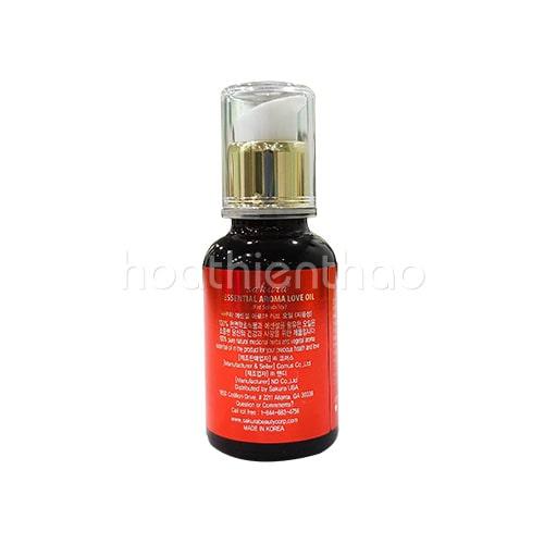 Tinh dầu Sakura Essential Aroma Love Oil 03