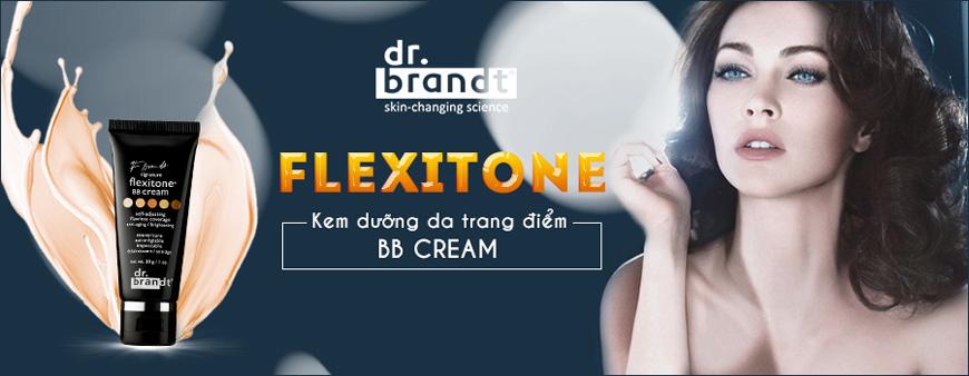 Kem dưỡng da trang điểm Dr. Brandt Flexitone BB Cream