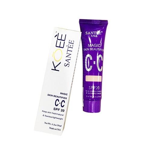 Koee CC Cream Santee Magic Skin