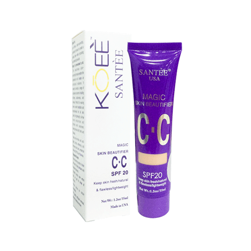 Koee CC Cream Santee Magic Skin