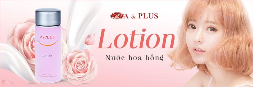 Nước hoa hồng A&Plus Lotion A003 1