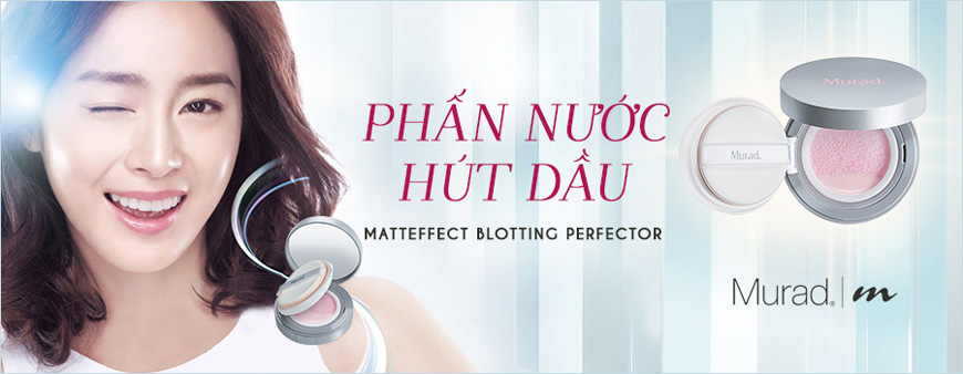 Phấn Murad MattEffect Blotting Perfector