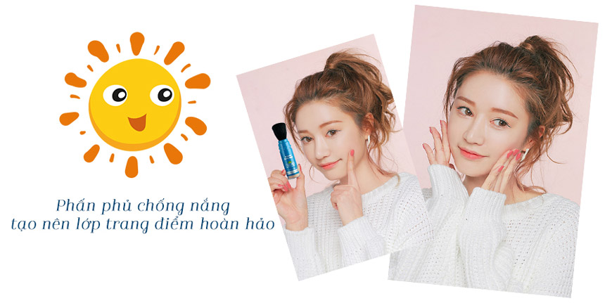 Phấn phủ iS Clinical Powder Sunscreens SPF 20