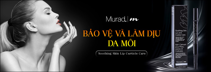 Son dưỡng Murad Soothing Skin Lip Curticle Care