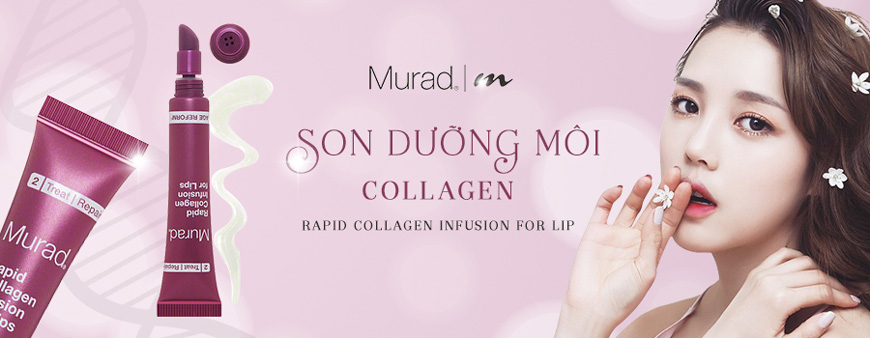 Son Murad Rapid Collagen Infusion For Lip