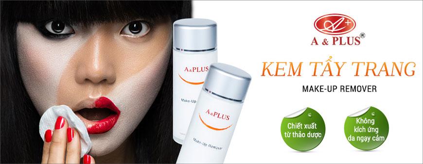 Kem tẩy trang A&Plus Make-Up Remover A001  1