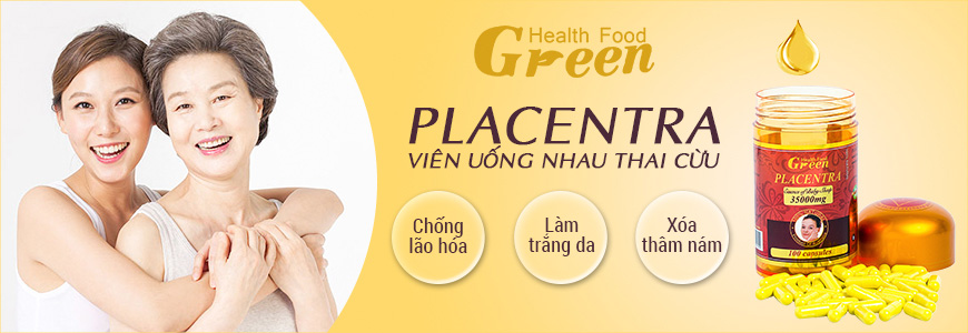 Viên uống Green Health Food 35000mg