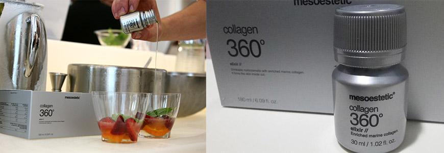 Hiệu quả Mesoestetic Collagen 360 Elixir