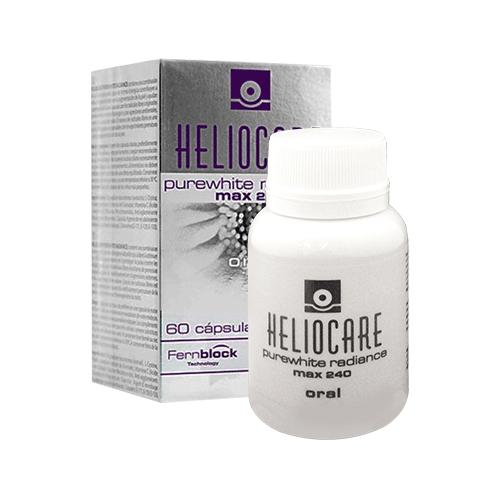 Viên uống chống lão hoá trắng da Heliocare Purewhite