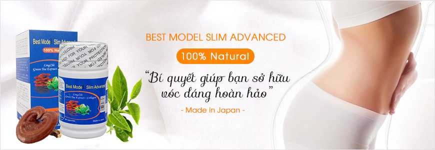 Viên uống Best Model Slim Advanced