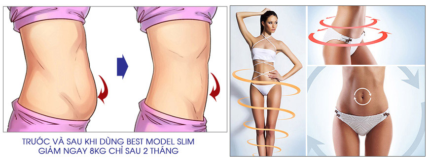 Hiệu quả Best Model Slim Advanced