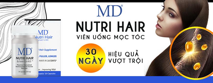 Viên uống mọc tóc MD Nutri Hair
