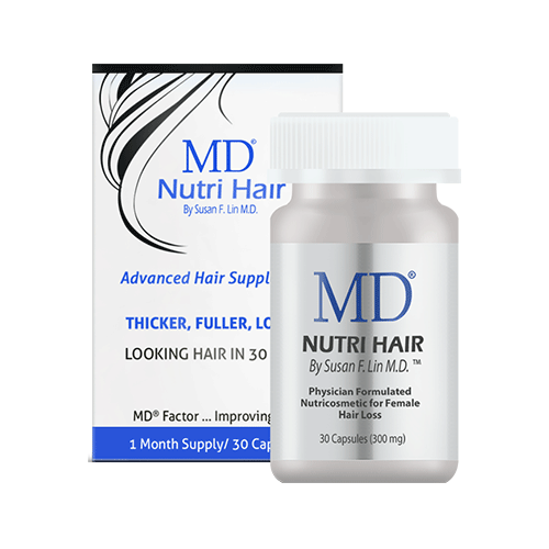 Viên uống trị hói đầu MD Nutri Hair
