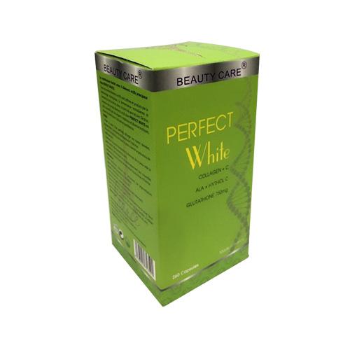 Viên uống trắng da hỗ trợ trị nám Perfect White