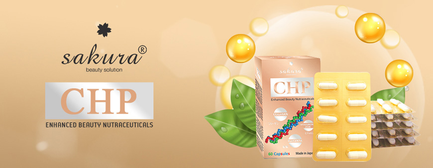 Viên uống CHP Enhanced Beauty Nutraceuticals