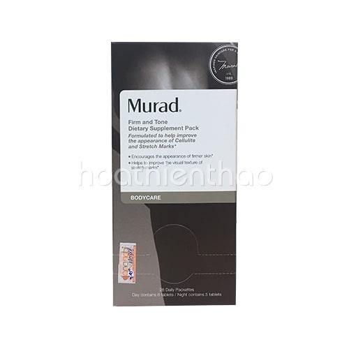 Viên uống trị rạn da và chống lão hóa Murad