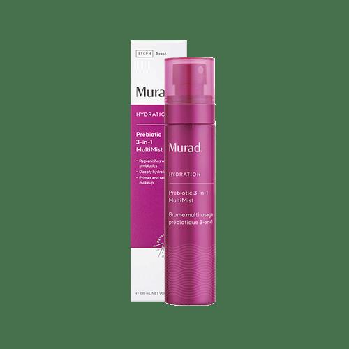 Xịt khoáng dưỡng ẩm đa năng hỗ trợ trang điểm 3-in-1 Murad