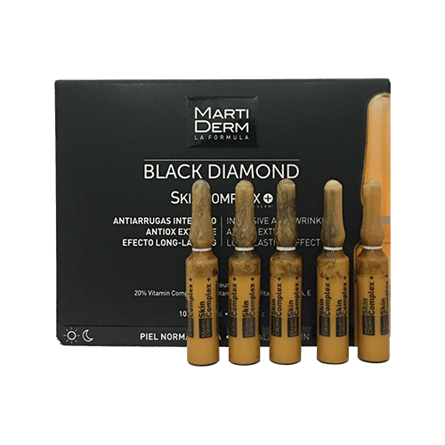 Serum MartiDerm Black Diamond Skin Complex+