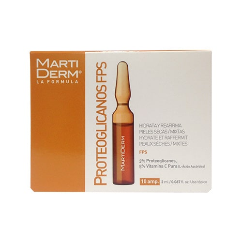 Serum dưỡng ẩm chống nắng MartiDerm Proteoglycanos SPF Ampoules