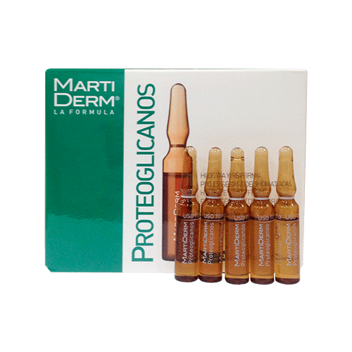 Serum MartiDerm Proteoglicanos Ampoules giá rẻ