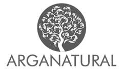 Logo thương hiệu sản phẩm Arganatural