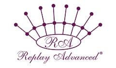 Logo thương hiệu sản phẩm Replay Advanced